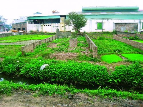 Dịch vụ tách thửa đất trên địa bàn Hà Nội