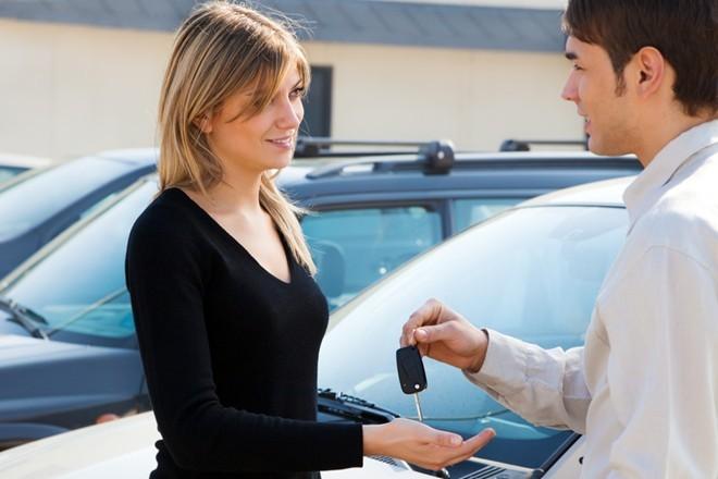 Công chứng hợp đồng mua bán xe