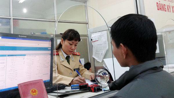 Công chứng sang tên xe ô tô tại Hà nội