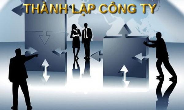 Thành lập công ty TNHH hiện nay: