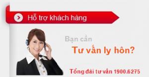 Hotline tư vấn ly hôn