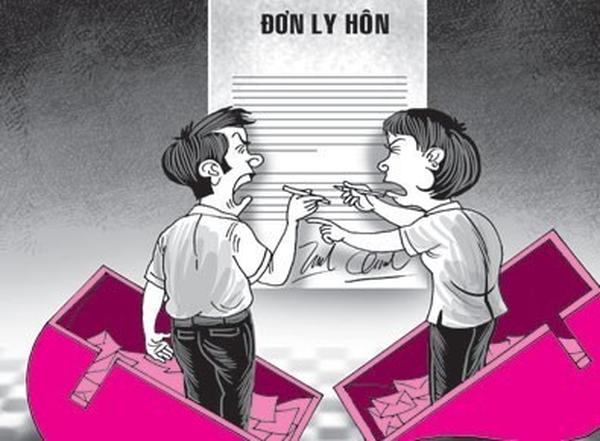 Hướng dẫn giải quyết ly hôn